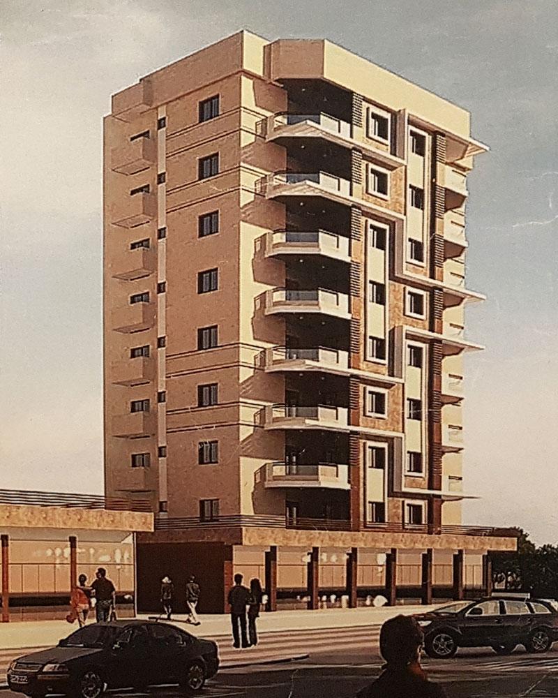 Ali Selman - Garden Plaza B